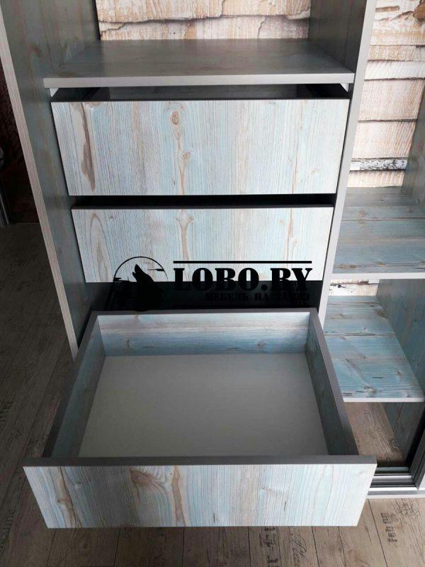 Шкаф-купе «Seve» наполнение