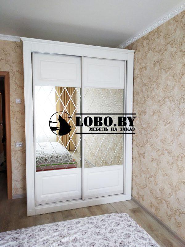Шкаф-купе в спальню «Maribel»