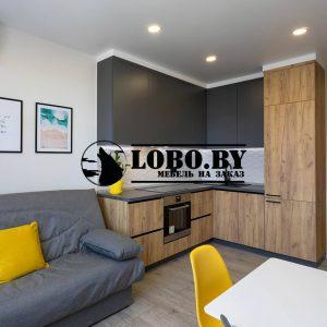 кухня на заказ loft