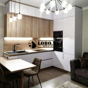 кухня на заказ до потолка